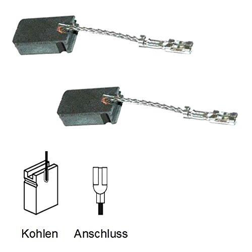 Preisvergleich Produktbild ULFATEC © Kohlebürsten Motorkohlen Bosch GWS 11-125 CIH,  GWS 1400 - GÜNSTIG
