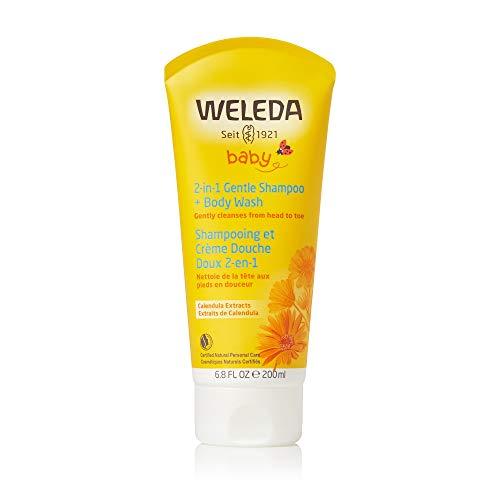 WELEDA Champú Y Gel de Ducha de Caléndula (1x 200 ml)