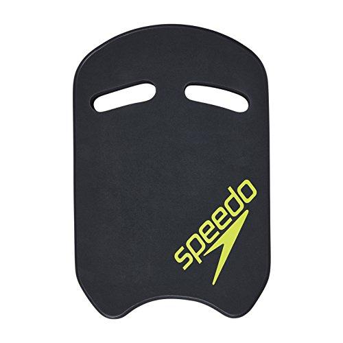 Speedo Kickboard, Schwimmbrett für Kinder, Schwimmhilfe für Erwachsene, Grau