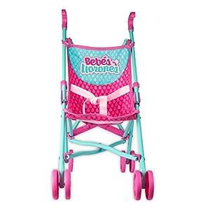 IMC Toys 99999 – Bebés Llorones, Sillita de paseo , colores/modelos surtidos, 1 unidad
