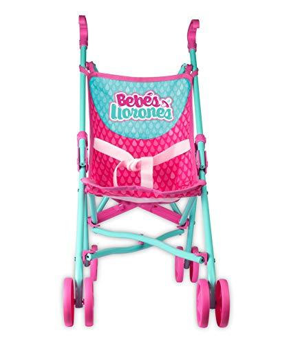 IMC Toys - Bebés Llorones, Sillita de paseo (99999) , color/modelo surtido