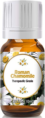 Roman Chamomile Essential Oil for Diffuser & Reed Diffusers (100% Pure Essential Oil) 10ml