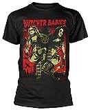 Photo de Butcher Babies 'Tower of Power' T-Shirt (Medium) par