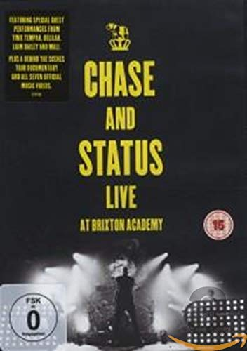 Chase and Status - Live at Brixton Academy