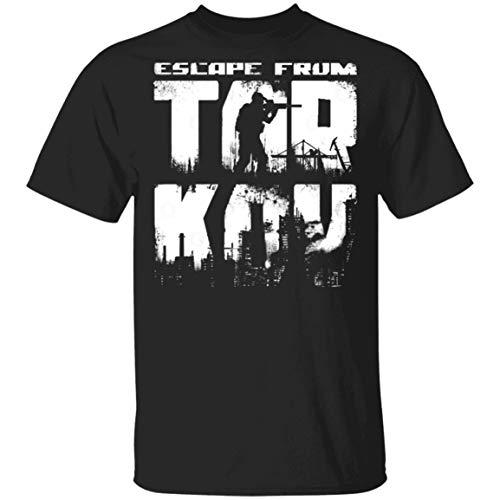 Lynstore Escape from Tarkov Men's T-Shirt Black S-5XL