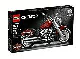 Harley Davidson Fatboy 10269 Creator Expert - Vajilla de 1023 piezas