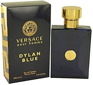 Vërsãcë Pour Homme Dylan Blue by Vërsãcë for Men Eau De Toilette Spray 3.4 oz