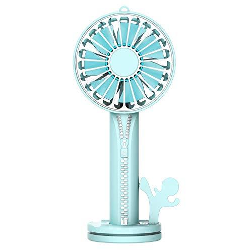 Xiao Jian Mini-ventilator met spiegel voor de mobiele telefoon, draagbaar, USB voor het opladen van Tesoro Fan DC5V / 1A 5 W, elektrische ventilator