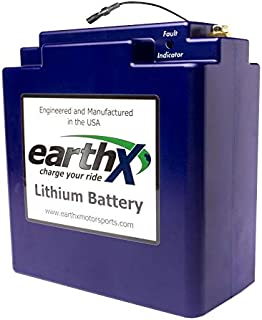 race car lithium battery