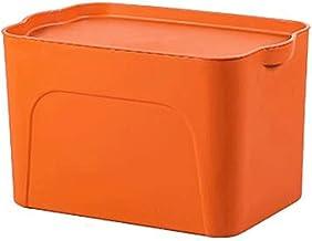 FEINENGSHUAIzwl Pudełka do przechowywania Pudełko pojemników do przechowywania układów z załączoną pokrywką,do zabawek,ubr...