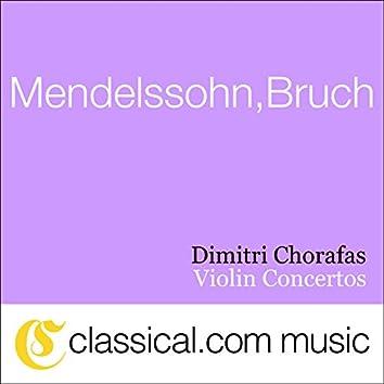 Felix Mendelssohn, Violin Concerto In E Minor, Op. 64
