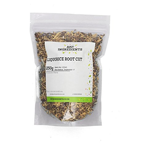 JustIngredients Essential Raíz de Regaliz Cortada - 500 gr