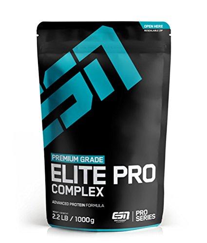 ESN Elite Pro Complex, 1000g Standbeutel Natural