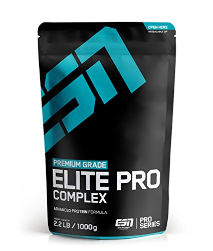 ESN Elite Pro Complex, Vanilla, 1000g Beutel