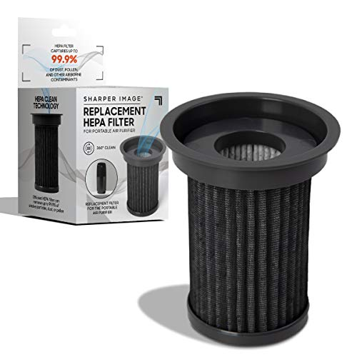 Sharper Image HEPA Filter Replacement for Portable Air Purifier