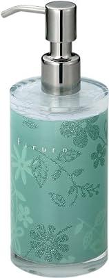 リス『美しい花柄のボトル』 フィルロ ローションボトルSTラウンド ブルーフラワー