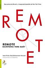 Remote Escritório para quê? (Portuguese Edition) Paperback