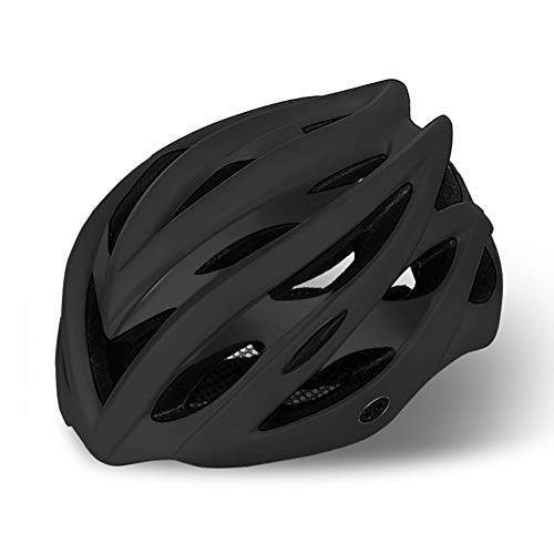 GYYY Helmet Helmet Cycling Helmet Ultralight MTB Bike Helmets Riding Protect Equipment Mountain Road Bicycle Accessories Most Cyclists (Color : Black)