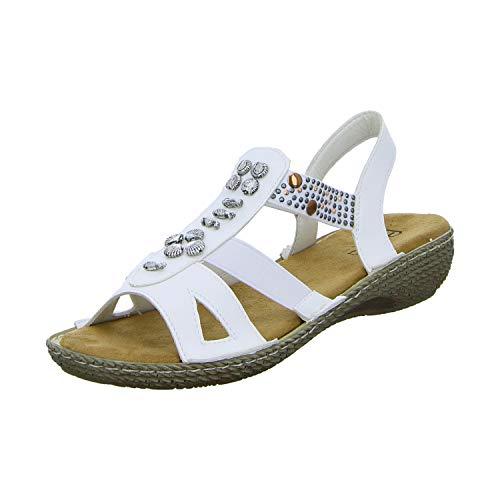 Alyssa BN180805 Damen Sandalette, Größe 40
