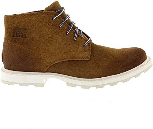 Sorel Madson Chukka Waterproof Boots 41 EU Camel Brown