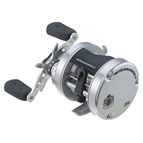 abu garcia trolling reels Abu Garcia AMBS-5500 AMBS-5500 Round Baitcasting Fishing Reel 1292732