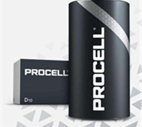 Batterie Industrial Mono D Lr20 10er Pack Kamera