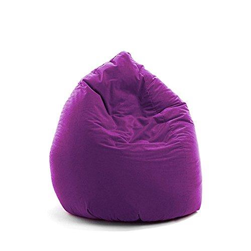 cocco lone by Valerian Design 'Sitzsack Mona Lila Uni Microfaser CA. 150 Liter