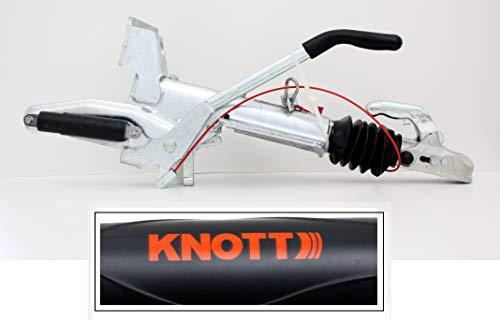 p4U Knott KF 27 - Dispositivo de inercia con enganche de bola, KH 1700-2700 kg 110/120-190/240 204300.001 204300001