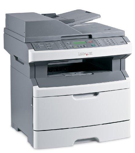 Lexmark X364dn Multifunktionsgerät (Monochrome-Laserdrucker, Scanner, Kopierer, Fax)
