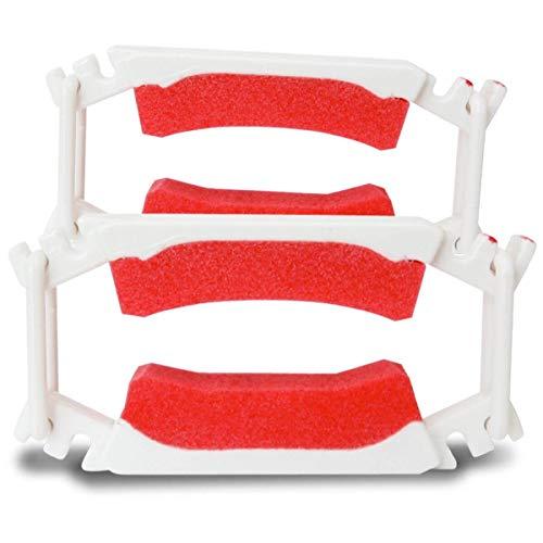 Dribblestop - Inkontinenzklemmen für Männer, bei Blasenschwäche, 2 Stück