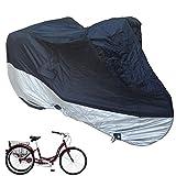 MOPHOTO Housse de Protection pour vélo pour Adulte, pour Le Rangement de vélos en Plein air, matériau Anti-déchirure,...