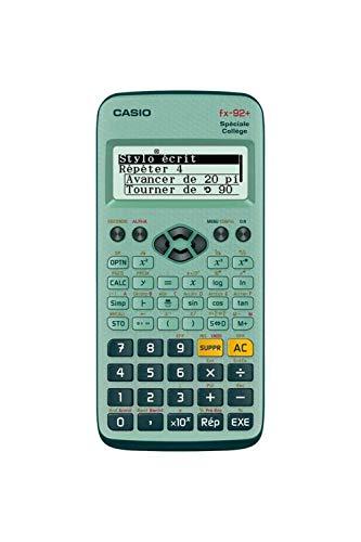Casio - Calcolatrice scientifica speciale Collège