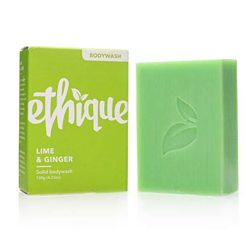 Ethique Pain de lavage au citron vert et gingembre 4.23 oz