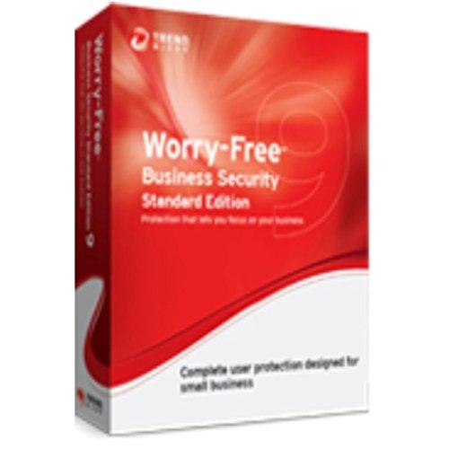 Trend Micro Worry-Free 9, STD, REN, 5 US, 1Y 5utente(i) 1anno/i