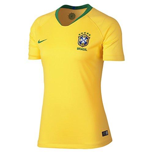 Camisa Brasil - Modelo I Feminina