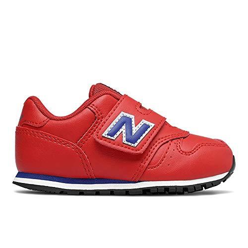 New Balance IV373ERB, Zapatillas Deportivas Unisex niños, Classic Red, 26 EU