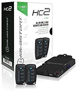 hc2 remote starter