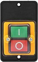 Houtbewerkingsgereedschap AC220V 380V 10A waterdichte stof-ON/OFF drukknop drukknop Tool Pincet