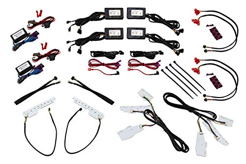 Diode Dynamics RGBWA Upper & Lower DRL Boards compatible with Chevrolet Camaro SS 2016-2018