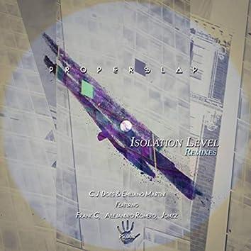 Isolation Level Remixes