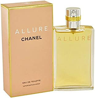 CHàNèl Allure Eau De Toilette Spray for Women 1.7 OZ./ 50 ml.