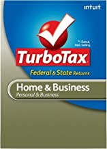 turbotax 2011 home and business