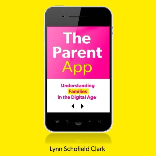 The Parent App audiobook cover art