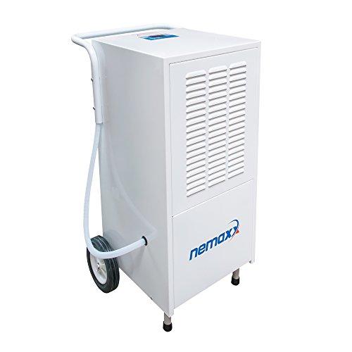 Nemaxx BT80 Bautrockner Kondenstrockner Luftentfeuchter Raumentfeuchter Entfeuchter Trockner (max. 80l/Tag)