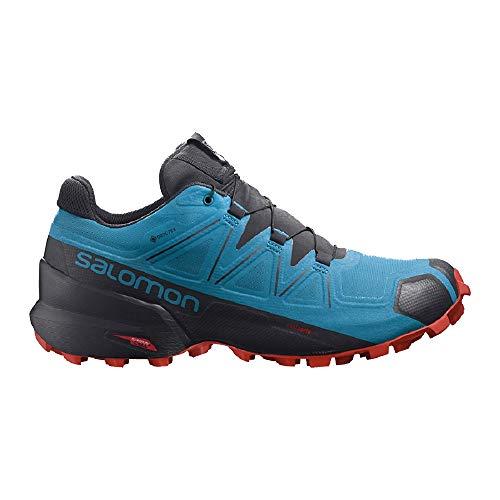 SALOMON Speedcross 5 GTX - Zapatos Deportivos para Hombre - Zapatos de Trekking - 413827 - EU 462/3