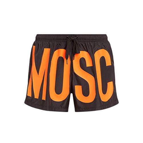 Moschino Box MARE Uomo Nero Con Logo 6144 Nero XS