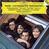 Haydn: Lark/Rider Quartets