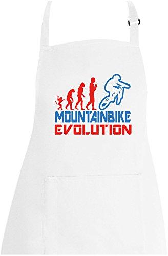 EZYshirt® Mountainbike Evolution Grillschürze