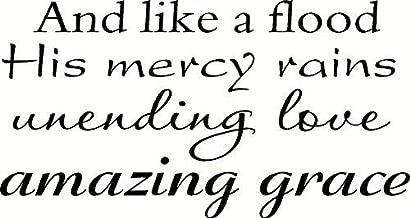 unending love amazing grace