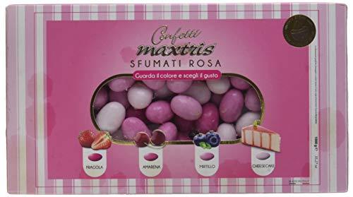 MAXTRIS   Confetti  SFUMATO ROSA  2 Kg